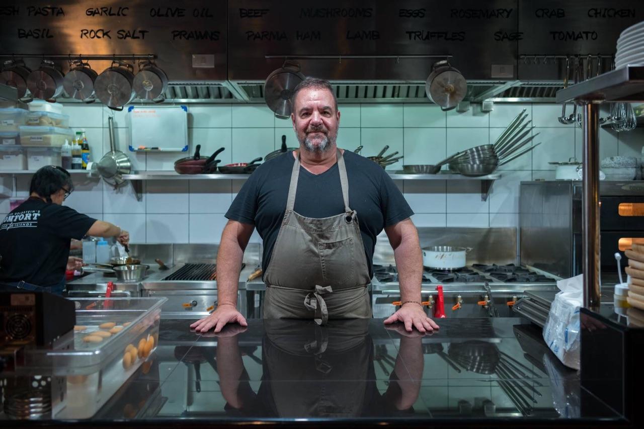 Chef Harlan Goldstein